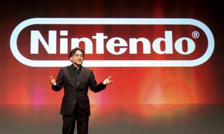 Nintendo, producent gier komputerowych, po raz pierwszy na minusie