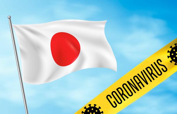 Japonia koronawirus