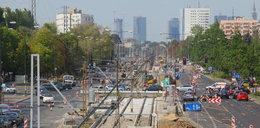 Tramwajarze zablokują Domaniewską