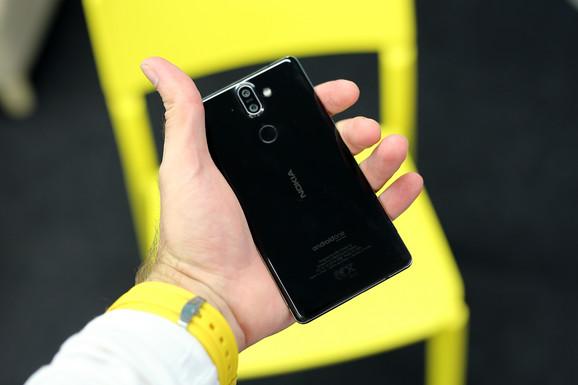 Možete li odoleti elegantnoj Nokia 8 Sirocco