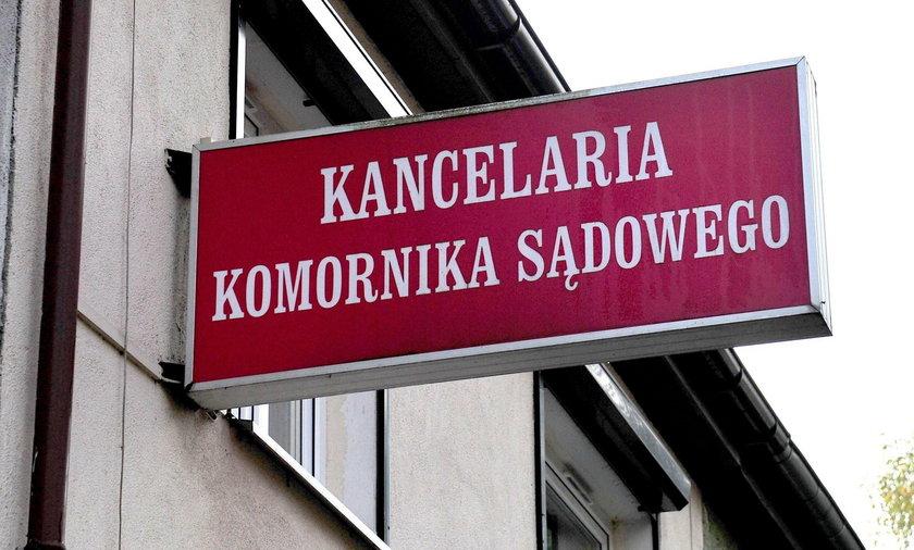Komornik ukradł blisko 3 mln złotych. Oszukał ponad 500 osób