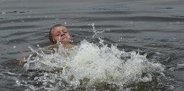 Bohaterski 13-latek uratował tonące dziecko!