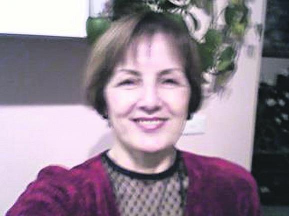 Iskrvarila nasmrt: Kristina Kalinić (64)