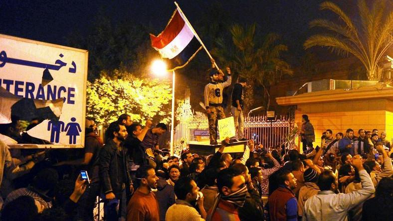 Drogi bunt Egiptu