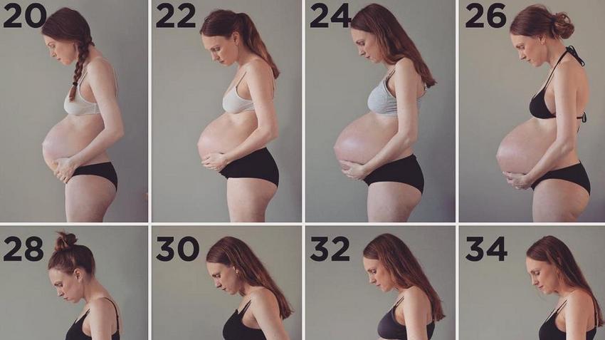 Jak duże urodzi się twoje dziecko? To zależy też od ciebie! | sunela.eu