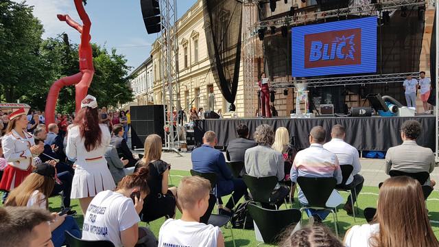 """Blic"" je medijski partner Sportskih igara mladih"