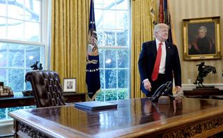 USA: Trump przekazał swoją pensję za pierwszy kwartał na Parki Narodowe