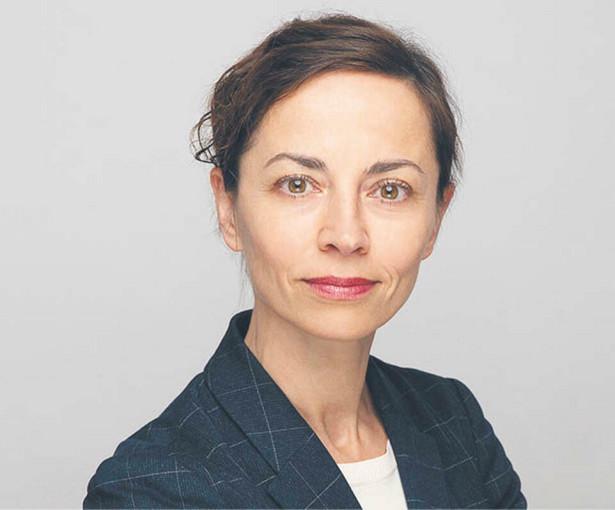 Ewa Żak-Lisewska, dyrektor ds. rozwoju w braf.tech, ekspertka ds. compliance i współautorka aplikacji whiblo.