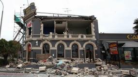 Nowa Zelandia: silne trzęsienie ziemi