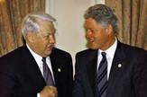 Boris Jeljcin, Bil Klinton,