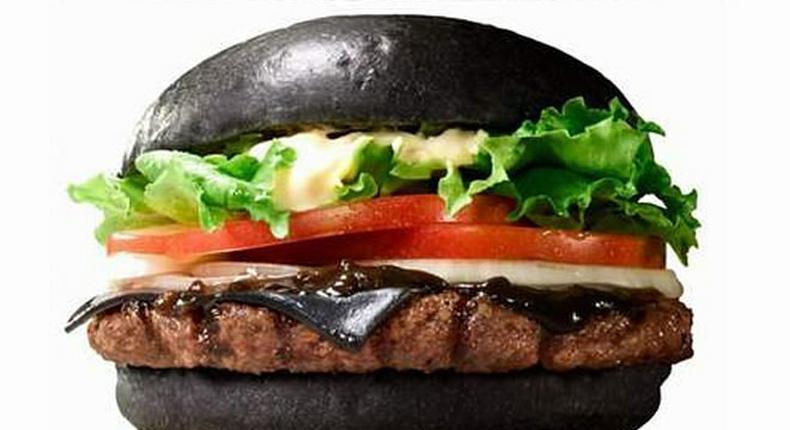 Burger King introduces black bun for Halloween