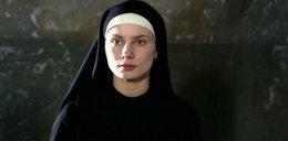 Cielecka idzie do klasztoru