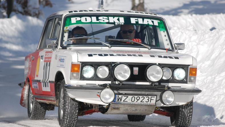Fiat 125 Rally