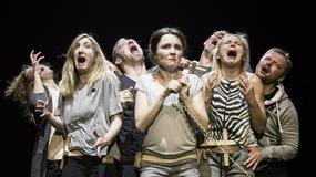"""Dyrekcja Teatru Powszechnego apeluje o spokój podczas pokazów """"Klątwy"""""""