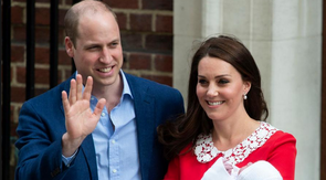 Kate i William pokazali synka tuż po narodzeniu