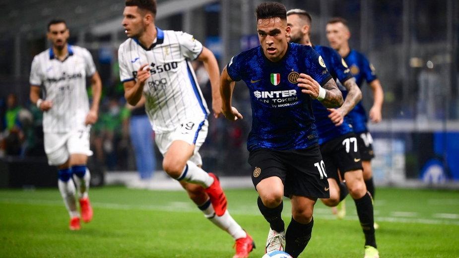 Zakończony remisem 2:2 mecz Inter - Atalanta