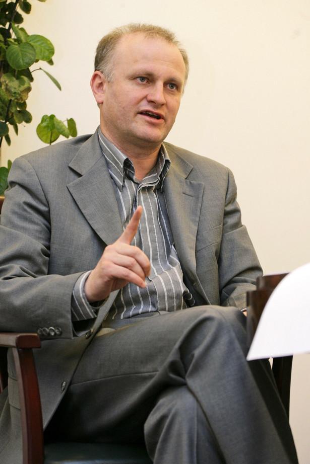 Andrzej Michałowski, adwokat z kancelarii Michałowski