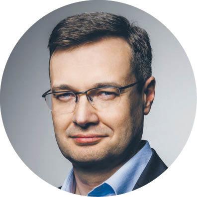 Rafał Rudziński, prezes Bosch w Polsce