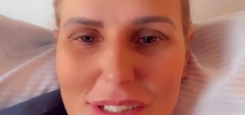 Dominika Tajner zdradziła Faktowi, jak się czuje po operacji. Ma ważne przesłanie dla kobiet
