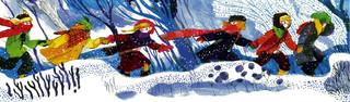 Wspomnienie sielanki. Nowe wydanie 'Dzieci z Bullerbyn' Astrid Lindgren