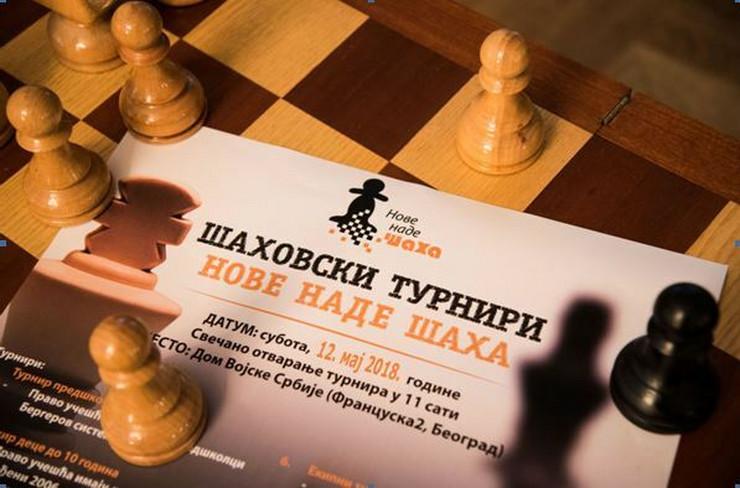 Nove nade šaha