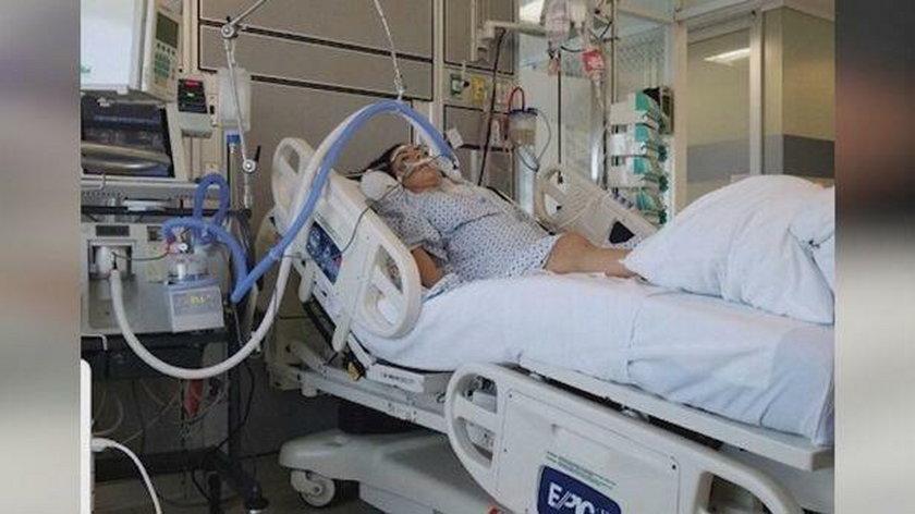 USA: Piękna 36-latka walczy o życie. Zaczęło się od operacji nosa