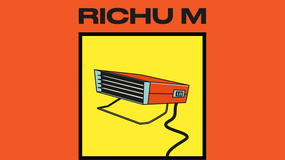 Richu M wydaje na kasecie