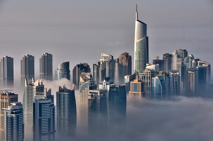 Futuristički gradovi podignuti na pesku:Dubai