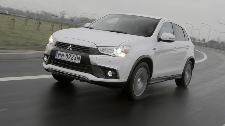 Mitsubishi ASX 1.6 Intense Plus Navi