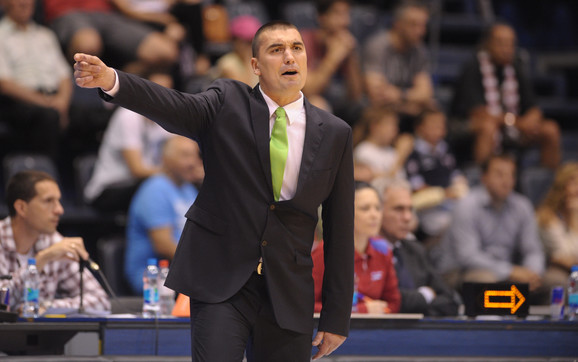 Dejan Milojević, trener Mega Bemaksa
