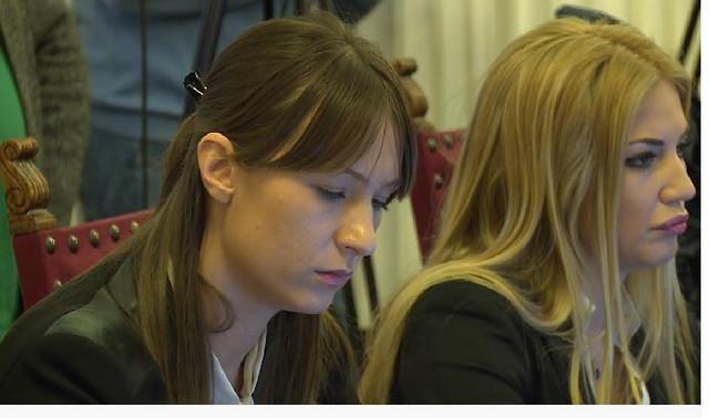 Ivona Katić i Ana Mandić