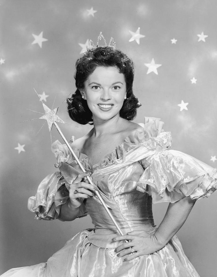 Shirley Temple w 1958