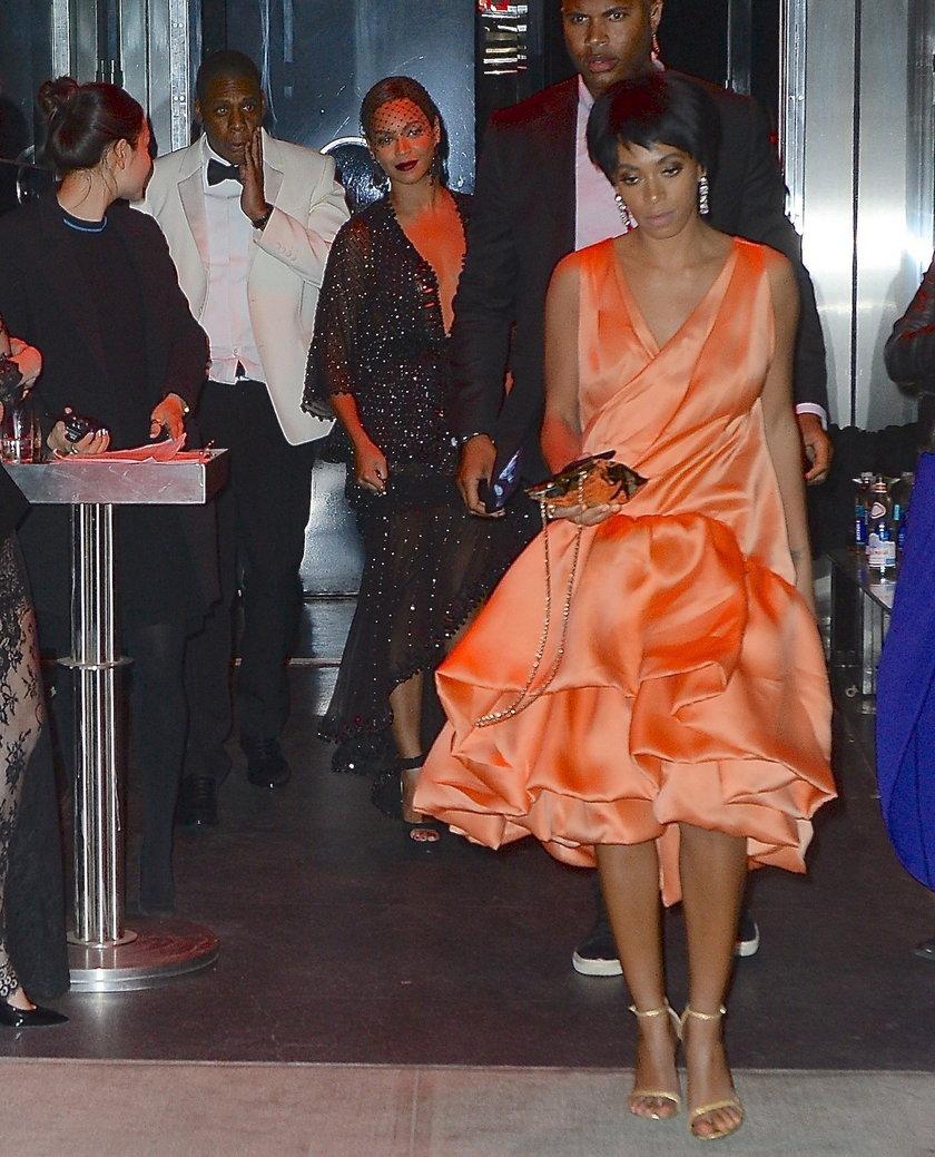 Solange Knowles i Jay Z