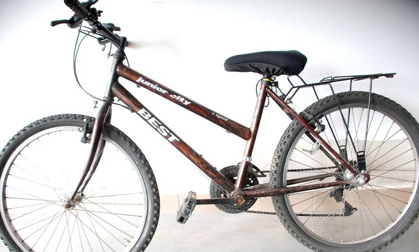 odzyskane rowery