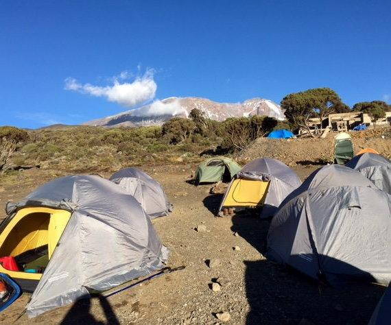 Obóz drugi, fot. archiwum prywatne