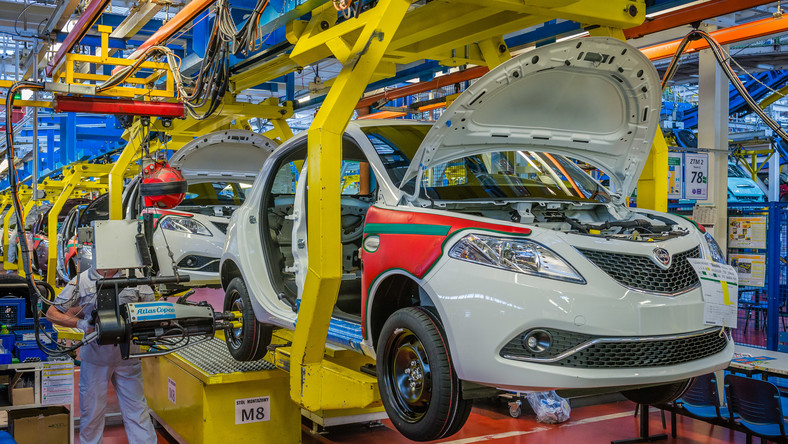 Lancia Ypsilon - FCA Tychy