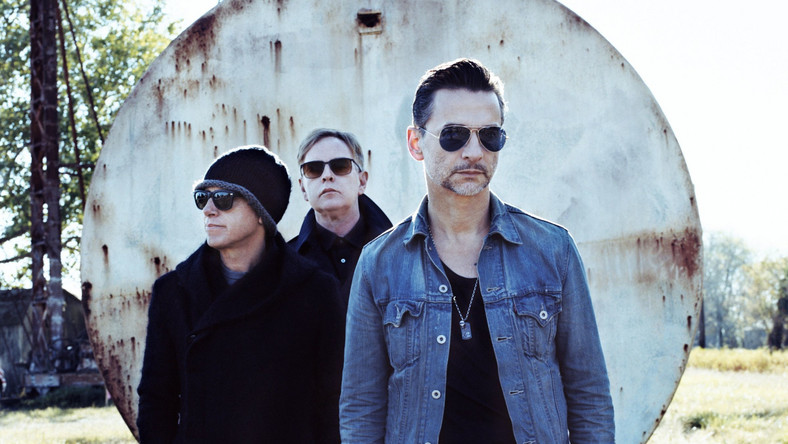 Wystawa pamiątek związanych z zespołem Depeche Mode