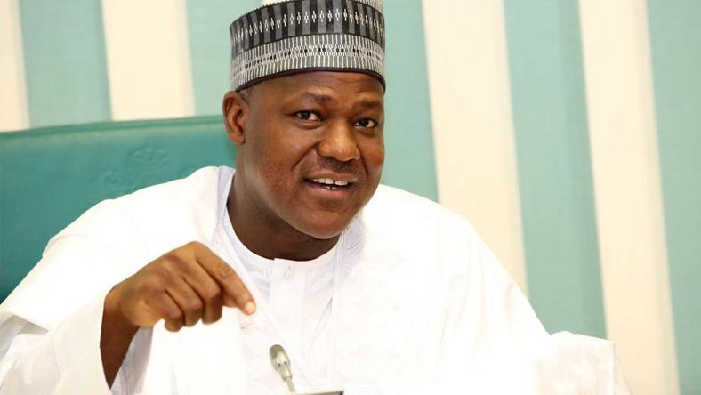 Speaker, House of Representatives, Yakubu Dogara