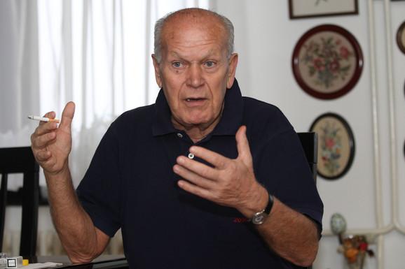 Ismet Brkić, otac ubijenog košarkaša Harisa Brkića