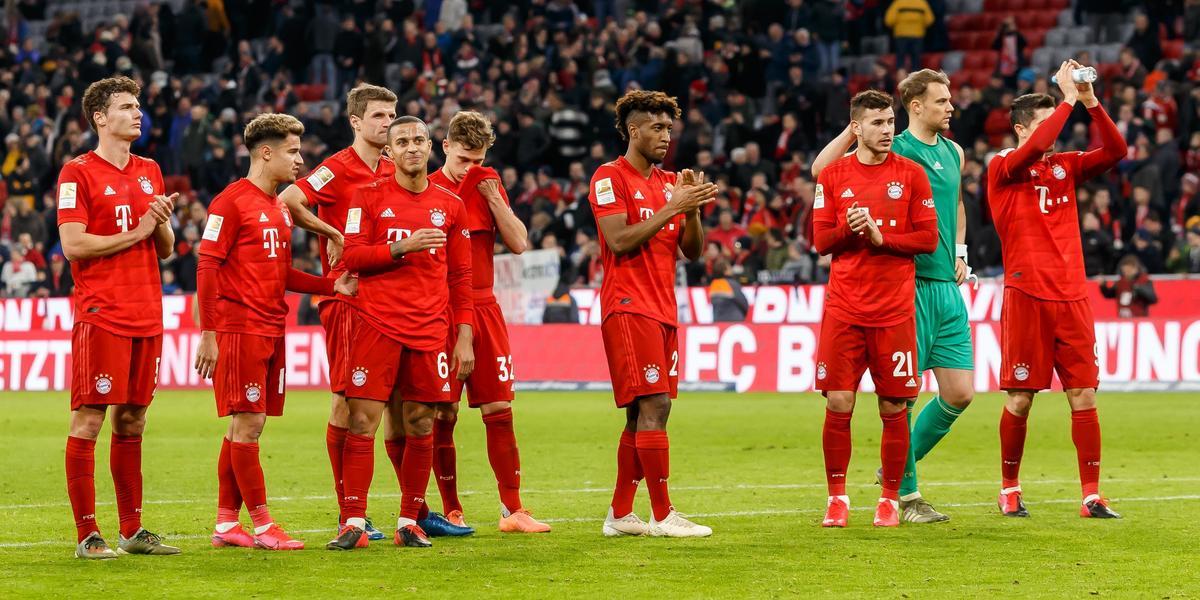 Fc Bayern Fc Köln
