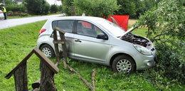 Monika zasłabła za kierownicą. Zmarła mimo reanimacji