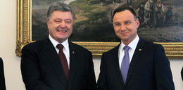 Poroszenko i Duda krytykują Unię. Chodzi o gazociąg OPAL