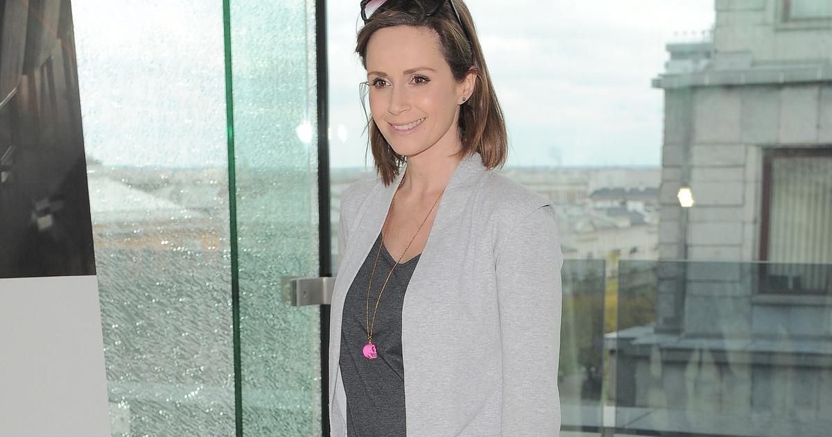 Monika Mrozowska - figura po ciąży to już nie to samo