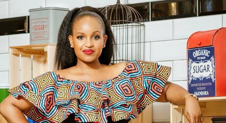 TV Personality Grace Msalame (Instagram)