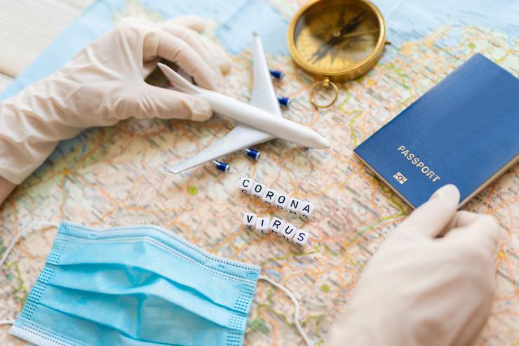 Koronavirus, korona, granice, Eu, putovanje