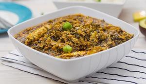 Kontomire stew (Palava sauce)