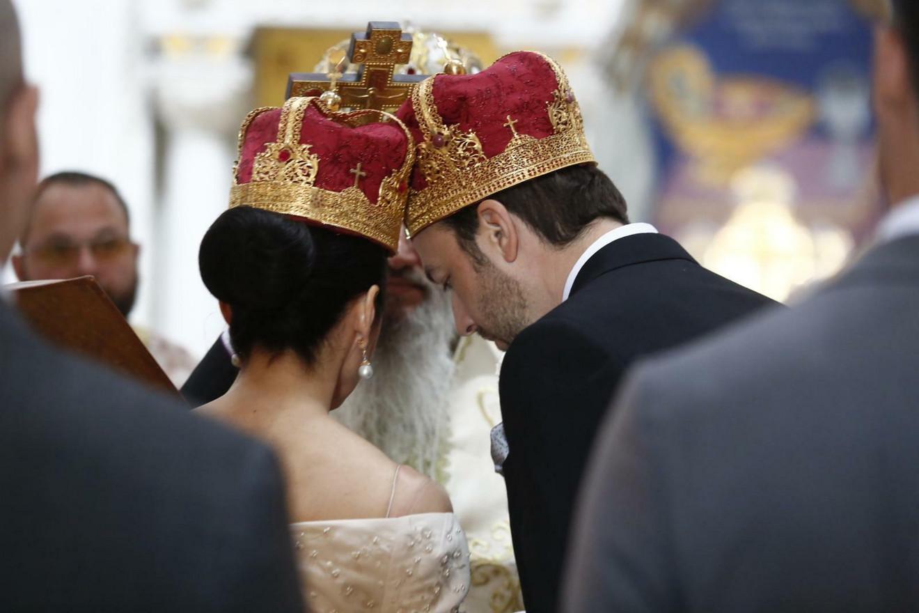 Jedna od najupečatljivijih scena sa venčanja