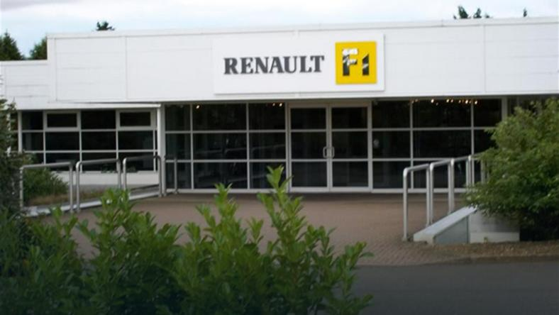 Renault dopiero oceni, jak na zespół wpłynie Brexit