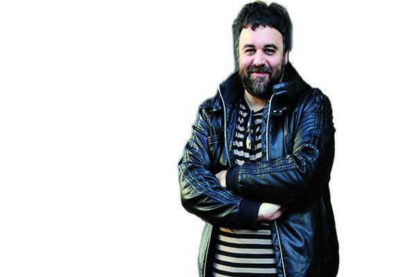 Miloš Samolov: Najviše volim da glumim da jedem!