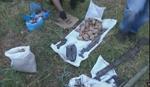 RAKETNI BACAČI, GRANATE I MITRALJEZI Makedonska policija pronašla veću oružje kod granice prema Kosovu